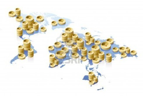 7056064-concept-of-world-map-and-money-illustration
